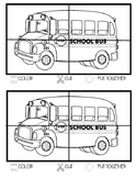 Bus Safety Puzzle