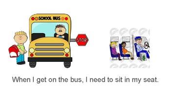 Bus Social Story