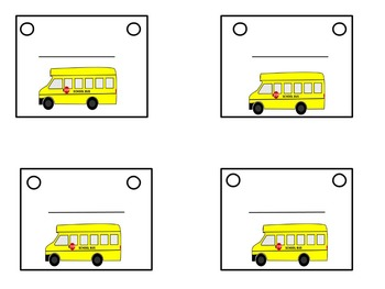 Bus Tags - Edit