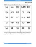 Busca Palabras -El Restaurante / Word Search - The Restaurant