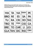 BuscaPalabras 3 Vocabulario de la clase