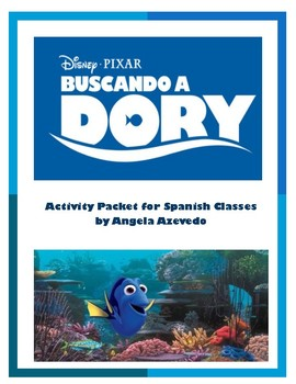 Buscando a Dory Activity Packet