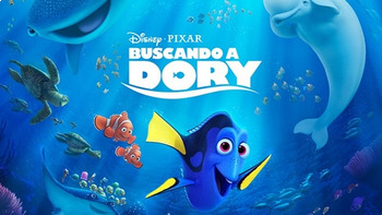Buscando a Dory en Español. Finding Dory in Spanish. Movie Guide