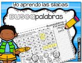 Yo aprendo las sílabas - Buscapalabras