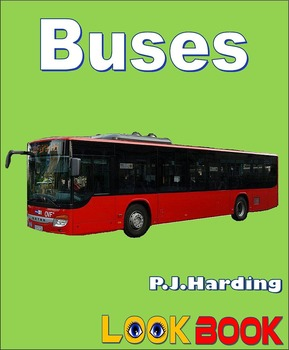 Buses. A LOOK BOOK Easy Reader