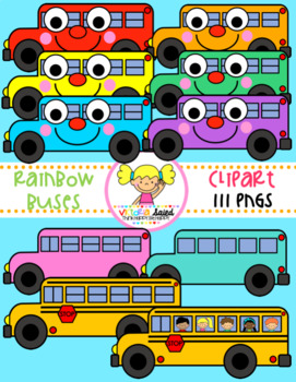 Buses Clipart