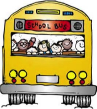 Buses and Dismissal to Post in Classroom