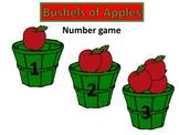 Bushels of Apples Number Game