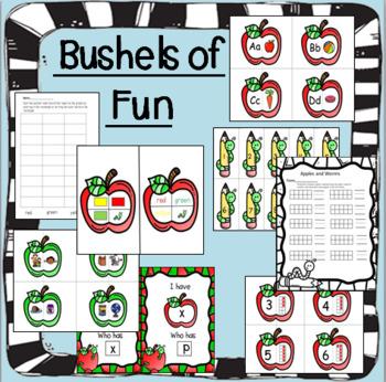Back to School-Bushels of Fun
