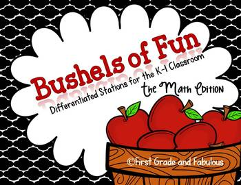 Bushels of Fun-The Math Edition