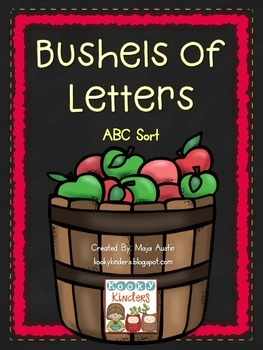 Bushels of Letters ABC Sort