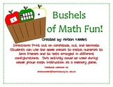 Bushels of Math Fun: An Apple Counting and Cardinality Game