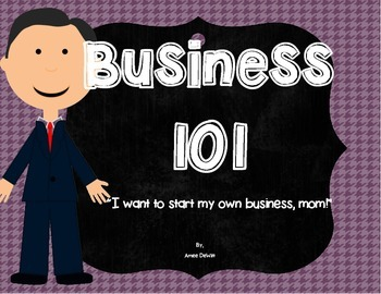 Business 101 Activity