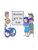 Business 101 Workbook for Kids