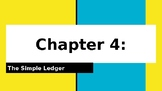 Business/ Accounting: The Simple Ledger - 4 Lesson Powerpoint