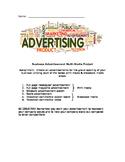 Business Advertisement Multi-Media Project