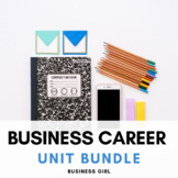 Business Career Unit Bundle
