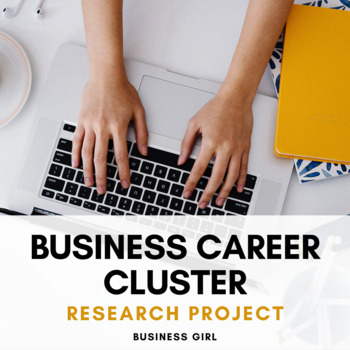 Business Career Cluster Research Project (Presentation Instructions + Rubric)