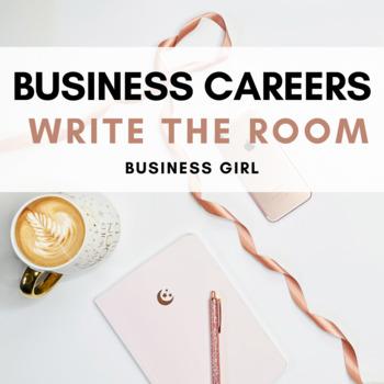 Business Careers QR Code Scavenger Hunt