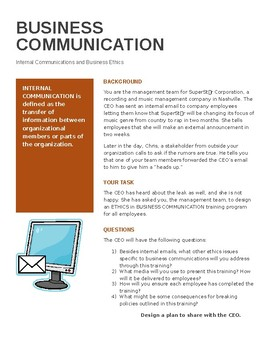 Business Communication (CTE)