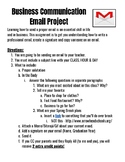 Business Communication - Email Assignment