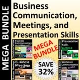 Business Communication, Meetings, & Presentation Skills Me