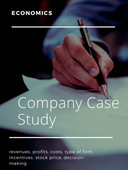Business Company Case Study