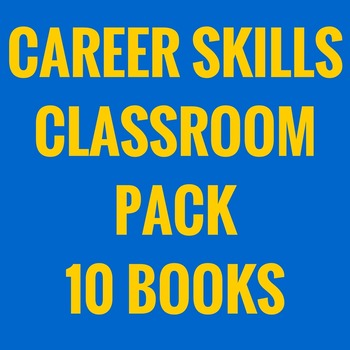 Professional Development, Classroom Pack 10 Smile Customer Service Books