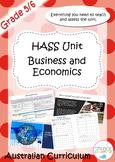 Business & Economics Unit Grade 5 & 6 Australia