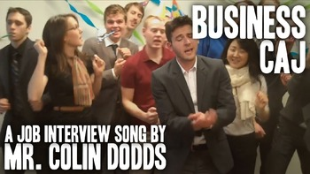"Business Education Music Videos: ""Get Down to Business"""