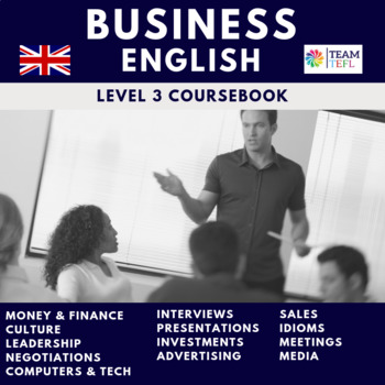 Business English Level 3 Course eBook