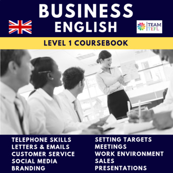Business English Level One Coursebook