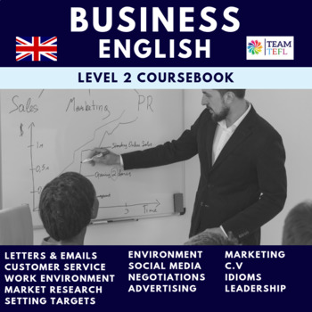 Business English Level Two Course eBook
