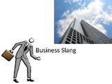 Business English Slang ESL