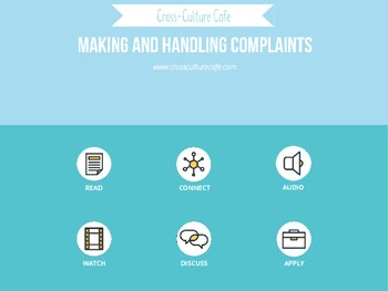 Business English for ESL/EFL: Making and Handling Complaints
