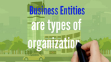 Business Entities