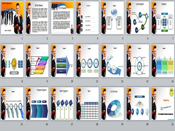 Business Environment PowerPoint Template