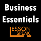 Business Essentials (Distance Learning)