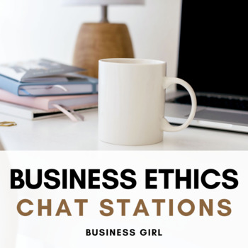 ethical situations in business task 1 Examples of legal but unethical situations in business  which can do much to influence whether consumers view a business as an ethical and respectable .