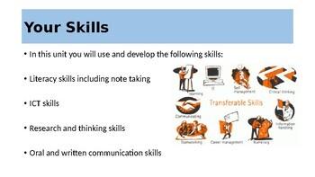 Business Ethics - Teacher Slides