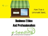 Business Ethics and Professionalism