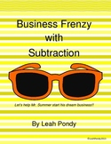 Business Frenzy with Subtraction