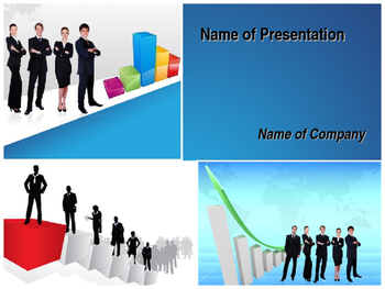 Business Growth PPT Template