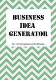 Business Idea Generator