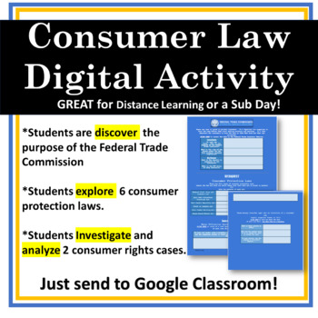 Business Law Consumer Laws and Marketing Law