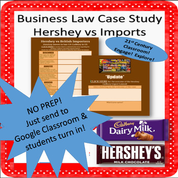 Business Law Digital Case Study Hershey vs Imports