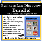 Business Law Hyperdoc