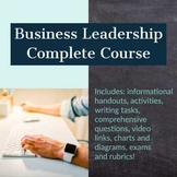 Business Leadership - COMPLETE COURSE