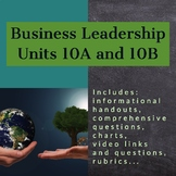 Business Leadership - Units 10A and 10B (ILC)