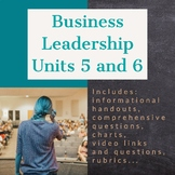 Business Leadership - Units 5 and 6 (ILC)